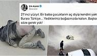 """""""Çocuklarım Aç"""" Diyerek Kendini Yakan Babanın Ölümünün Ardından Türkiye Gerçeklerini Yüzümüze Tokat Gibi Çarpan 29 Kişi"""