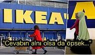 IKEA, Tesettürlü Çalışanı Olmasına Tepki Göstererek 'Bir Daha Mağazaya Gelmeyeceğini' Söyleyen Müşterisine Tokat Gibi Bir Cevap Verdi!