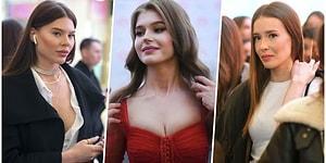 Moskova'da Gören Herkesi Büyülerken, Jüri Üyelerine Soğuk Terler Döktürecek 2020 Rusya Güzeli Adayları