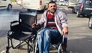 Akülü Sandalye Alabilmek İçin Trafik Işıklarında Su Satan Engelli Adama Yardım Elini Uzatan Güzel İnsanlar!