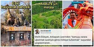 Melih Gökçek'in Atatürk Orman Çiftliği'ni Talan Ederek Yaptığı ve Milyarlarca Lirayı Adeta Boşluğa Savurduğu Ankapark'ın Hikayesi