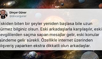 Merkür Retrosunda Sığınaklara Kapanmamak İçin Astrolog Dinçer Güner'in Bu Sözlerine Kulak Vermelisiniz!