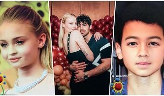 Duyanlar Duymayanlara Anlatsın! Sophie Turner ve Joe Jonas Bebek Beklediklerinin Müjdesini Verdi