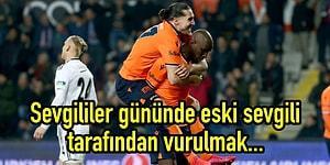Kartal'ı Demba Ba Yıktı! Başakşehir-Beşiktaş Maçında Yaşananlar ve Tepkiler