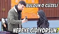 Türkiye'de 'Bu Güzel Kızı Arıyorum' Deyip Ön Kamera Açmak!
