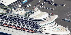 Japonya'da Karantina Altına Alınan Gemide 70 Kişide Daha Koronavirüs Tespit Edildi: Vaka Sayısı 355 Oldu