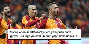 Aslan Seriyi Sürdürdü! Galatasaray-Yeni Malatyaspor Maçında Yaşananlar ve Tepkiler