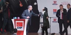 Şişe Fırlatıldı! CHP Ankara Kongresi'nde Delege Tevfik Koçak'ın Cinsiyetçi Sözleri Tepki Çekti