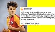 Galatasaray 17 Yaşındaki Futbolcusu Mustafa Kapı'yı Yeni Sözleşmeyi Reddetiği İçin Kadro Dışı Bıraktı Kamuoyu İkiye Bölündü