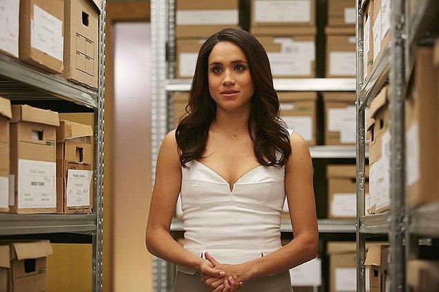 2. Meghan Markle, Suits dizisinden kaçıncı sezonun sonunda ayrılmıştır?