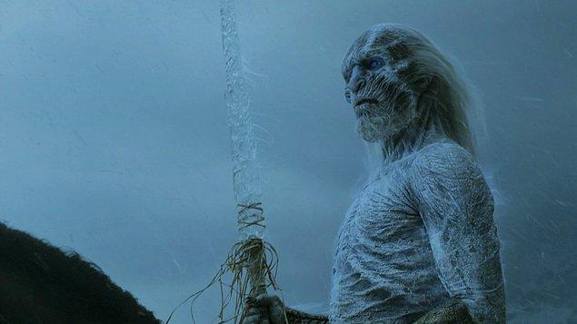 10. Game of Thrones dizisindeki ak gezenler kimler tarafından yaratılmıştır?