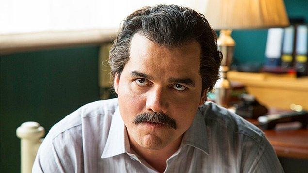 12. Pablo Escobar karakteri, Narcos: Mexico dizisinde ilk olarak birinci sezondaki hangi bölümde görülmüştür?