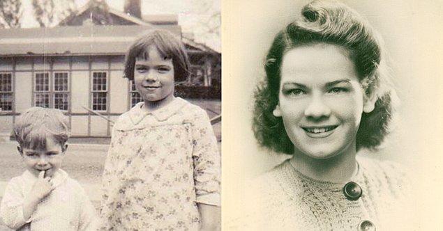 20 Eylül 1923'te ABD'nin California eyaletinde doğdu Evelyn.