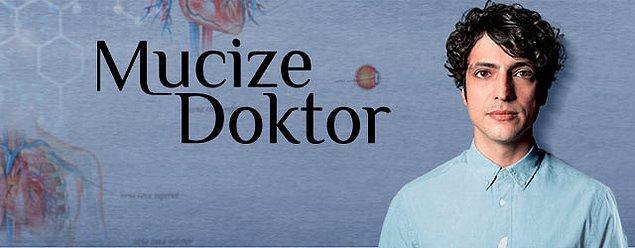 """En beğenilen dizi kategorisinde 1. olan dizi """"Mucize Doktor"""" oldu."""