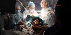 İngiltere'de Ameliyat Esnasında Keman Çalarken Beyin Tümörü Temizlenen Virtüöz