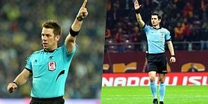 Derbilerin Hangi Hakemler Yönetecek? Süper Lig'de 23. Haftanın Hakemleri Belli Oldu