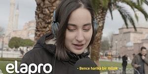 Türk Müziğini Dinleyen Turistler Nasıl Tepki Verdi?