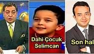 Filozof Atakan'dan Önce 90'larda Siyaset Programlarına Katılan Dâhi Çocuk Selimcan'ın Şimdiki Haline Hazır Olun