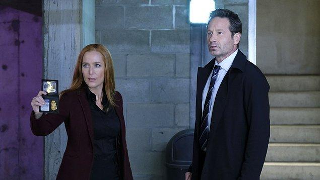 7. The X Files (1993–2018)