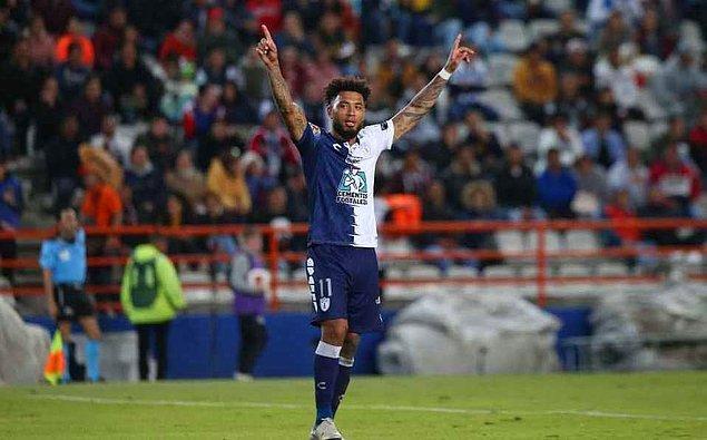 6. Colin Kazim-Richards / CF Pachuca