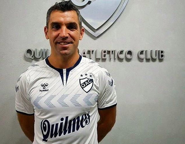 16. Emmanuel Culio / Quilmes