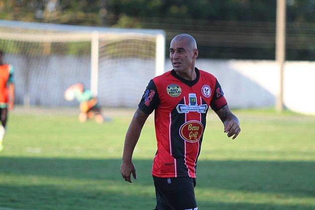 22. Fábio Bilica / América Futebol Clube (SE)