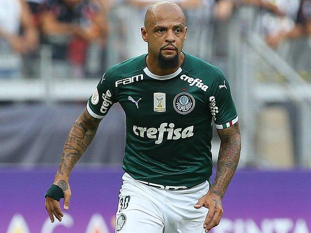 24. Felipe Melo / Palmeiras