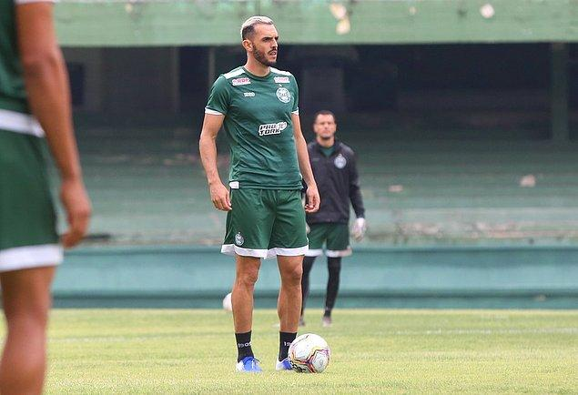 34. Rhodolfo / Coritiba FC
