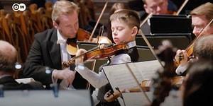 Müziğin Küçük Dehası: Kemancı Teo Gertler