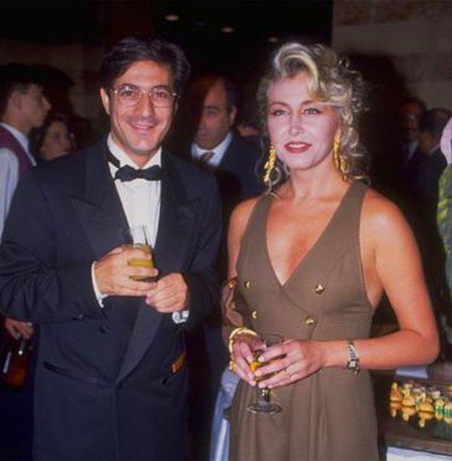 Boşandıktan sonra 1989 yılında da oyuncu Nergis Kumbasar ile evlendi ve Yasmin isminde bir kızları oldu. Çocuğun doğumundan 1 sene sonra yani 1996 yılında da boşandı.