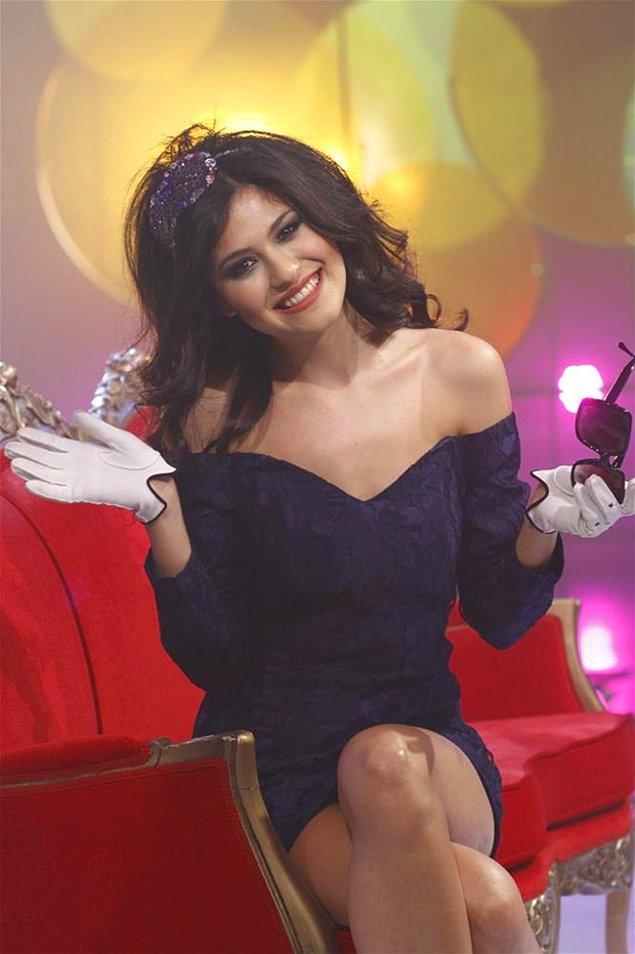Erbil'in birlikte olduğu diğer bir isim ise Miss Türkiye 2010 finalistlerinden 1991 doğumlu Başak Bilginer.