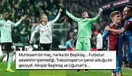 Müthiş Maçta Kazanan Yok! Beşiktaş-Trabzonspor Maçında Yaşananlar ve Tepkiler