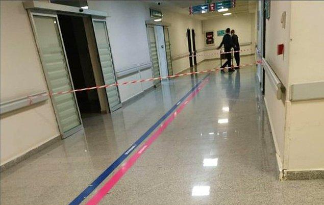 """""""Hastane karantinaya alındı, numuneler Ankara'ya gönderilecek"""""""