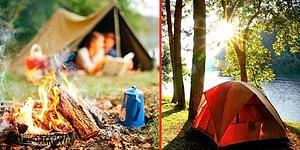 Into The Wild! Doğa ve Kamp Tutkunlarının Mutlaka Keşfetmesi Gereken Türkiye'deki En İyi 26 Kamp Alanı