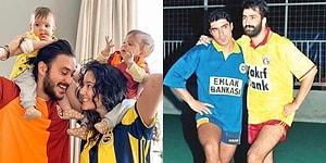 Fenerbahçe-Galatasaray Derbisini Bir Görselle Anlatarak Eğlendiren Takipçilerimiz