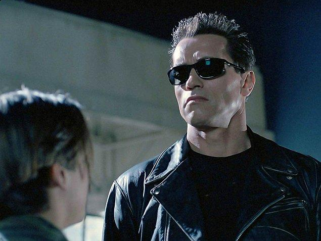 5. Terminator 2: Mahşer Günü (1991) Terminator 2: Judgment Day