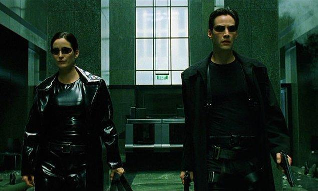 2. Matrix Serisi (1999 - 2003)
