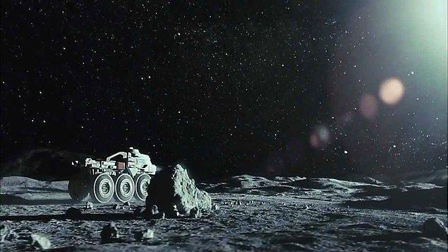 19. Ay (2009) Moon
