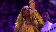 Kobe Bryant'ı ve Kızı Gigi'yi Anma Gecesinde Beyonce'nin Sahne Aldığı Anlar!