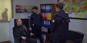 Arka Sokaklar'da Tepki Çeken 'Bekçi Sahnesi'ne Düzeltme Geldi, Süleyman Soylu da 'Eyvallah Rıza Baba' Dedi!