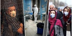 Koronavirüs Bulaşan İnsan Sayısının Hızlı Bir Şekilde Arttığı İran'dan Tüylerinizi Ürpertecek 19 Kare