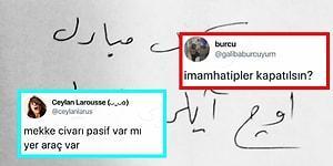 """Orhan Osmanoğlu'nun """"Okuyalım"""" Diyerek Paylaştığı Osmanlıca Cümleye Verdikleri Cevapla Güldüren Kişiler"""