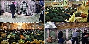 İran'da Dini Liderlerin Koronavirüs Uyarılarını Dinlemeyip İbadethaneleri Açık Tutması Tepkilerin Odağında