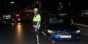 Beşiktaş'ta Korkunç Kaza: Otomobilin Çarptığı Scooter Sürücüsü 17 Yaşındaki Genç Hayatını Kaybetti
