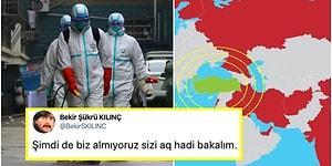 İngiliz Basınının Koronavirüs Nedeniyle Türkiyeyi Güvenli Tatil Bölgesi İlan Etmesini Mizah Malzemesine Dönüştüren İnsanlar