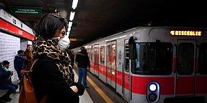 Türkiye'yi Teğet Geçsin Diye Dualar Ettiğimiz Koronavirüs'ün Diğer Ülkelerde Yaşattığı Ağır Vehameti Gösteren Kareler