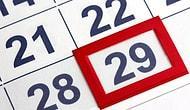 4 Yılda Bir Gelen 29 Şubat'ta Doğan Sevdikleriniz İçin 29 Şubat Doğum Günü Mesajları