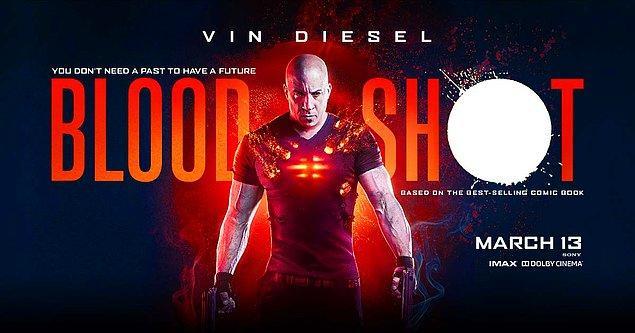 2. Bloodshot: Durdurulamaz Güç