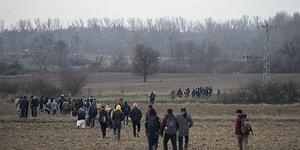 Dışişleri Bakanlığı: 'Göçmenlerin Batı'ya Hareketi İdlib'deki Durumun Kötüleşmesi Halinde Sürebilir'