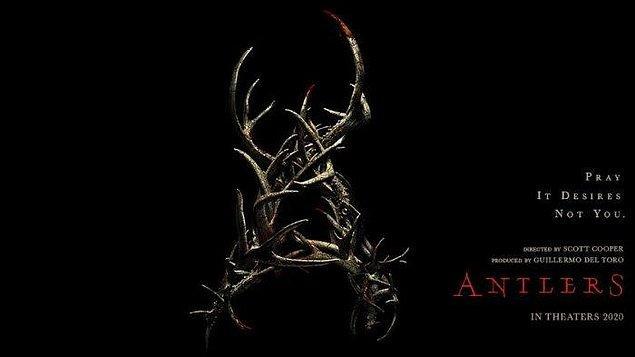 8. Açgözlü (Antlers)